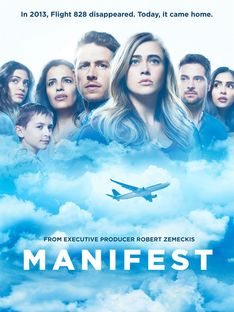 Manifest Robert Zemeckis poster Spettacolo Che Spettacolo