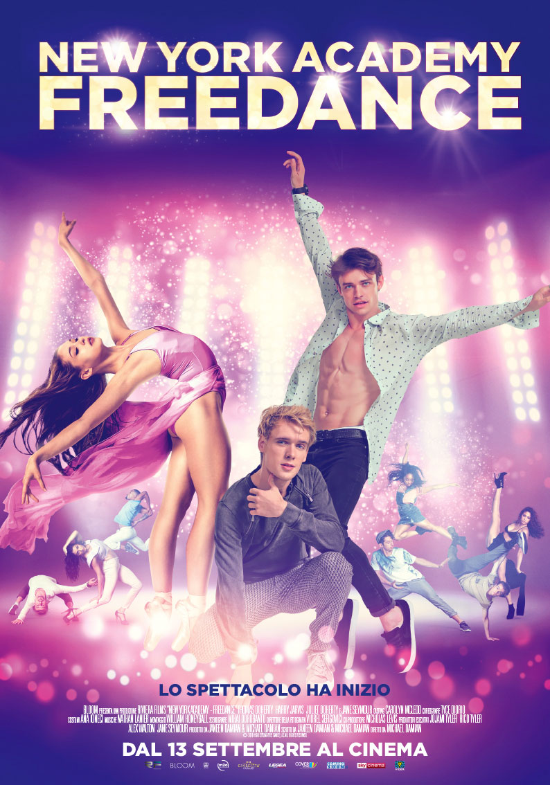 New York Academy Freedance Poster Spettacolo Che Spettacolo