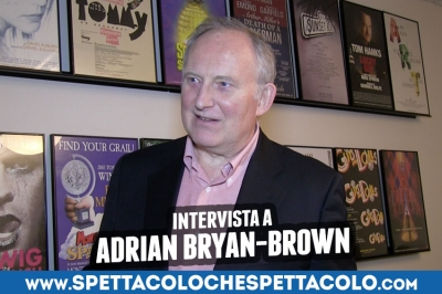 Boneau/Bryan-Brown: questo è Broadway!