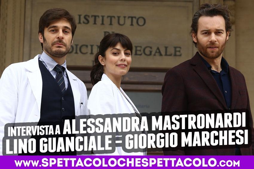 L'Allieva 2 con Alessandra Mastronardi