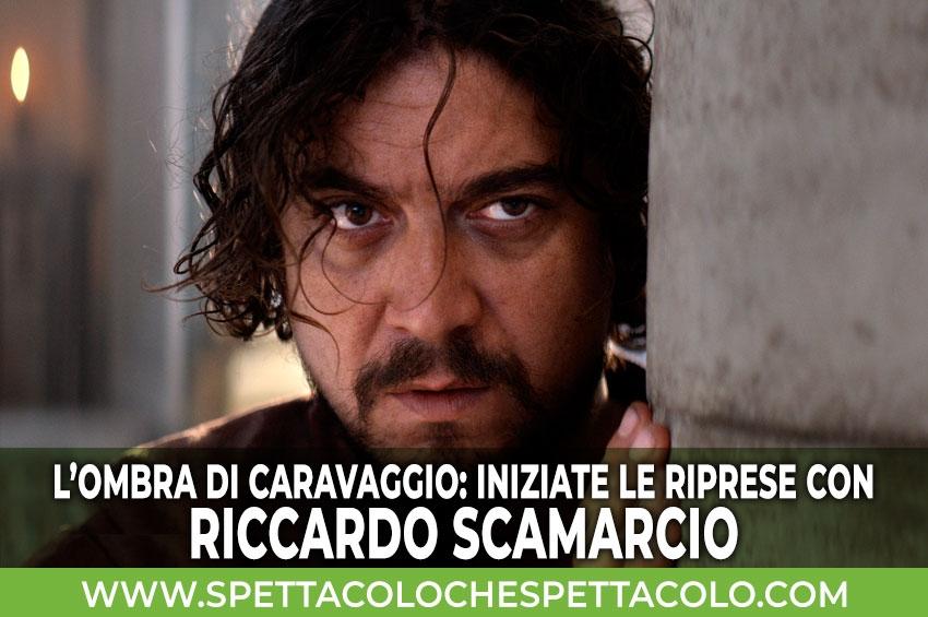L'ombra di Caravaggio: iniziate le riprese con Riccardo Scamarcio