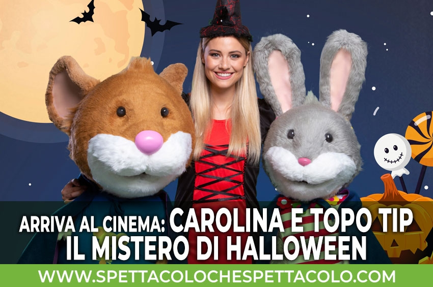 Carolina e Topo Tip. Il mistero di Halloween