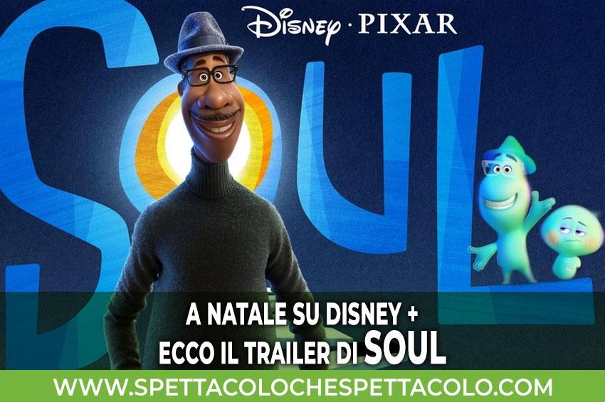 A Natale su Disney+ | Ecco il trailer di Soul