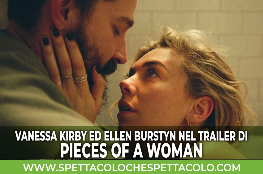 Netflix - Pieces of a Woman: ecco il trailer con Vanessa Kirby ed Ellen Burstyn
