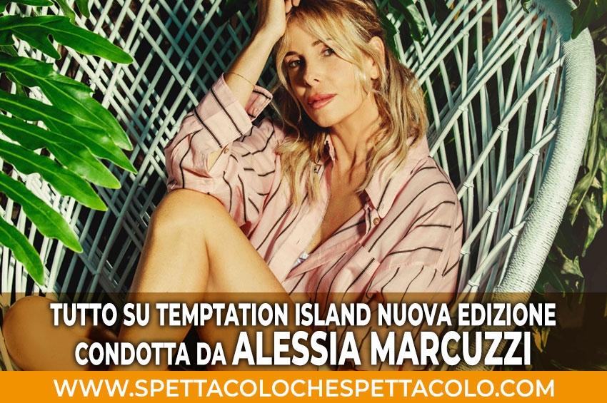 Tutto su Temptation Island: condotto da Alessia Marcuzzi